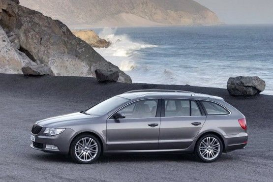 New Release Skoda Superb Estate 2015 Review Side View Model · Top Sports  CarsFamily ...