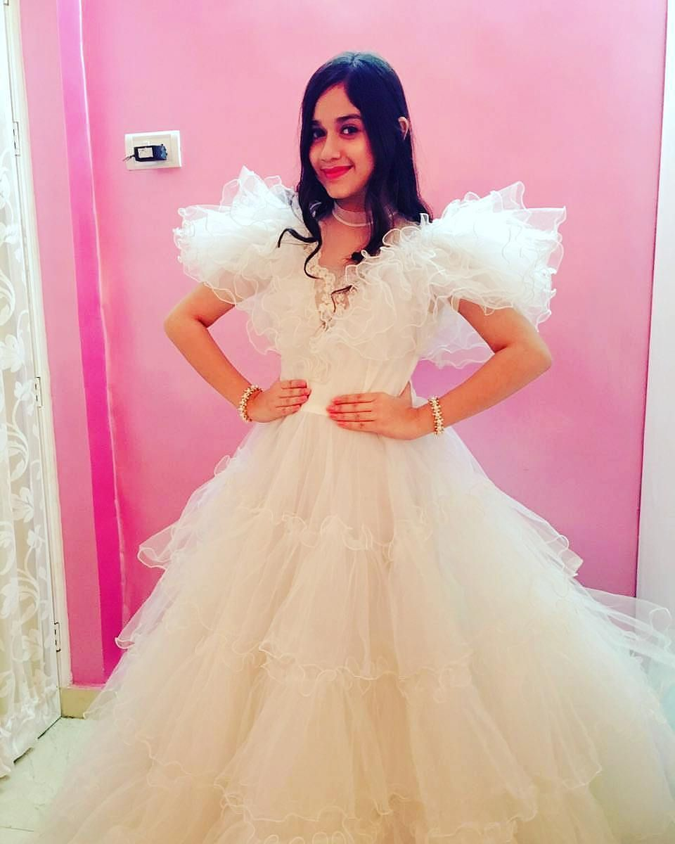 Jannat zubair pink dress  Pin by Rabiya on princess  Pinterest  Gowns and Instagram