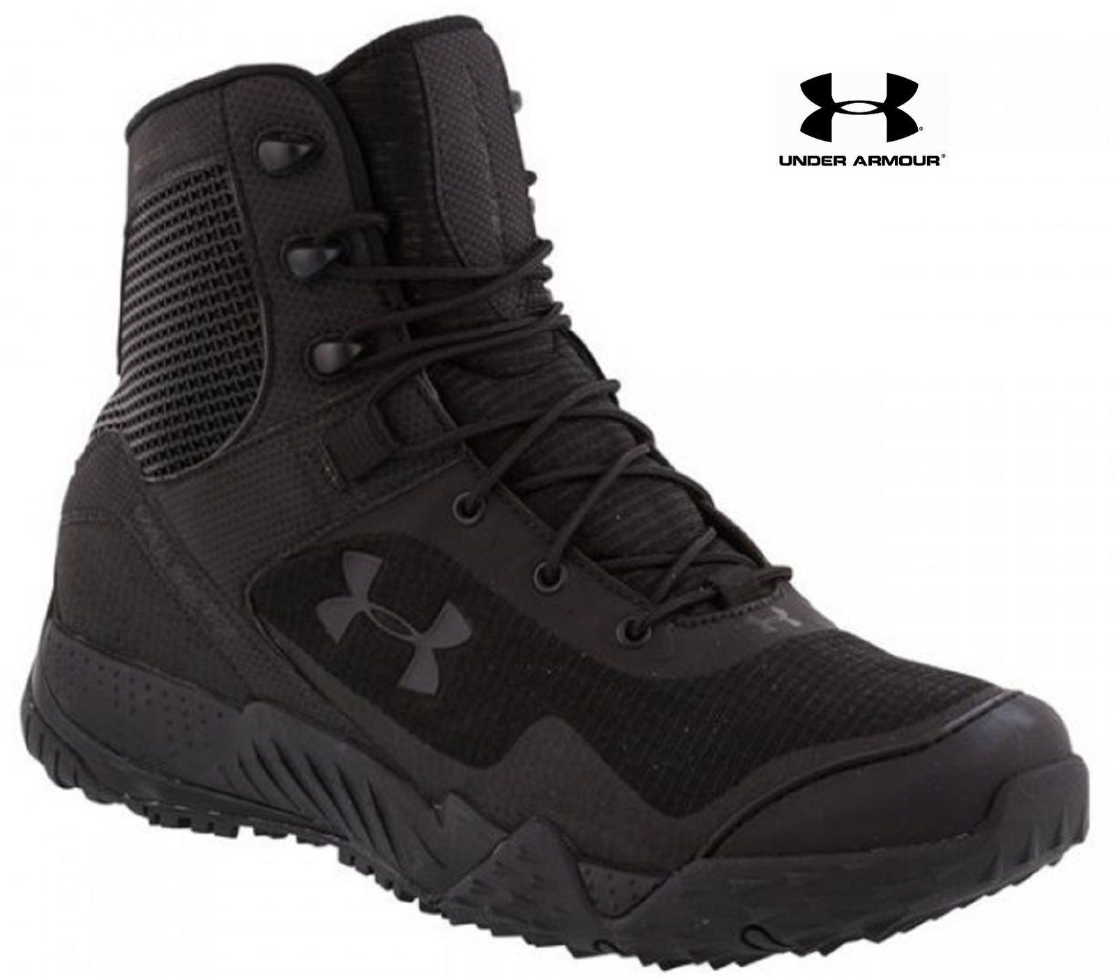 Under Armour Valsetz RTS Tactical Boot - Men's UA All ...
