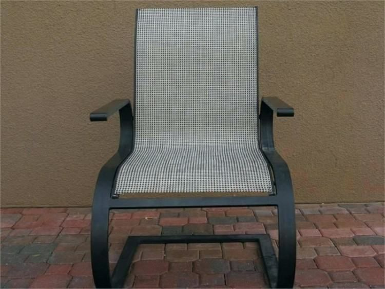 Slingback Patio Furniture Repair With