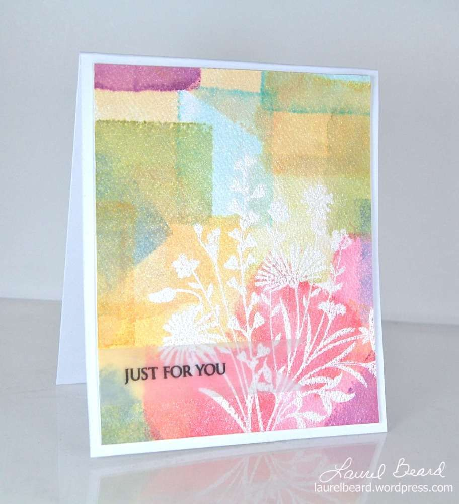 Card Making Class Ideas Part - 19: Clean And Simple Card Making Class: Day Five - Distress Blocking