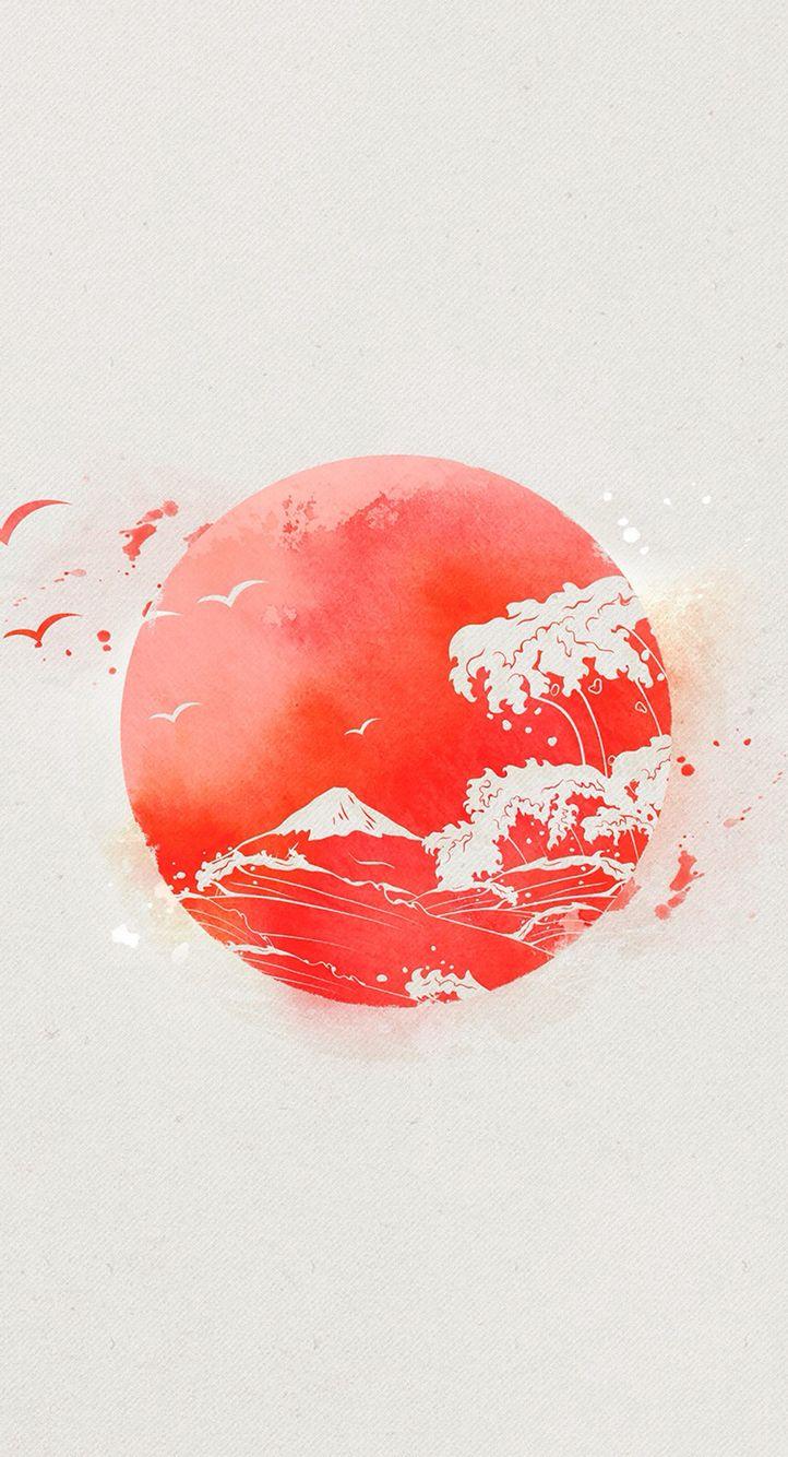 Image result for japanese wallpaper illustration