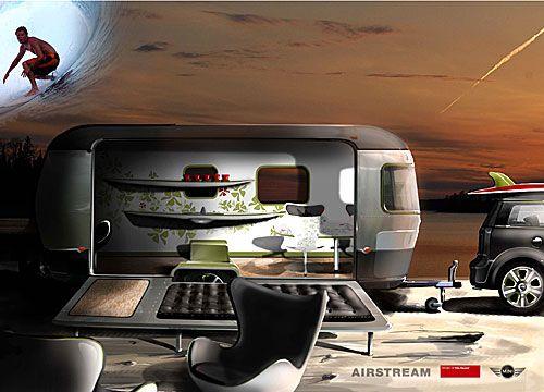 airstream interior design ideas - airstream adventures   pinterest
