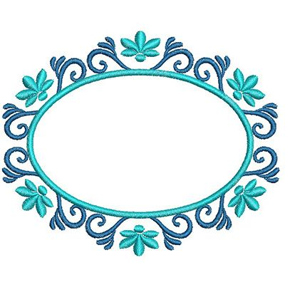 Moldura Frozen 7 Moldura Azul Alfabeto Bordado Molduras