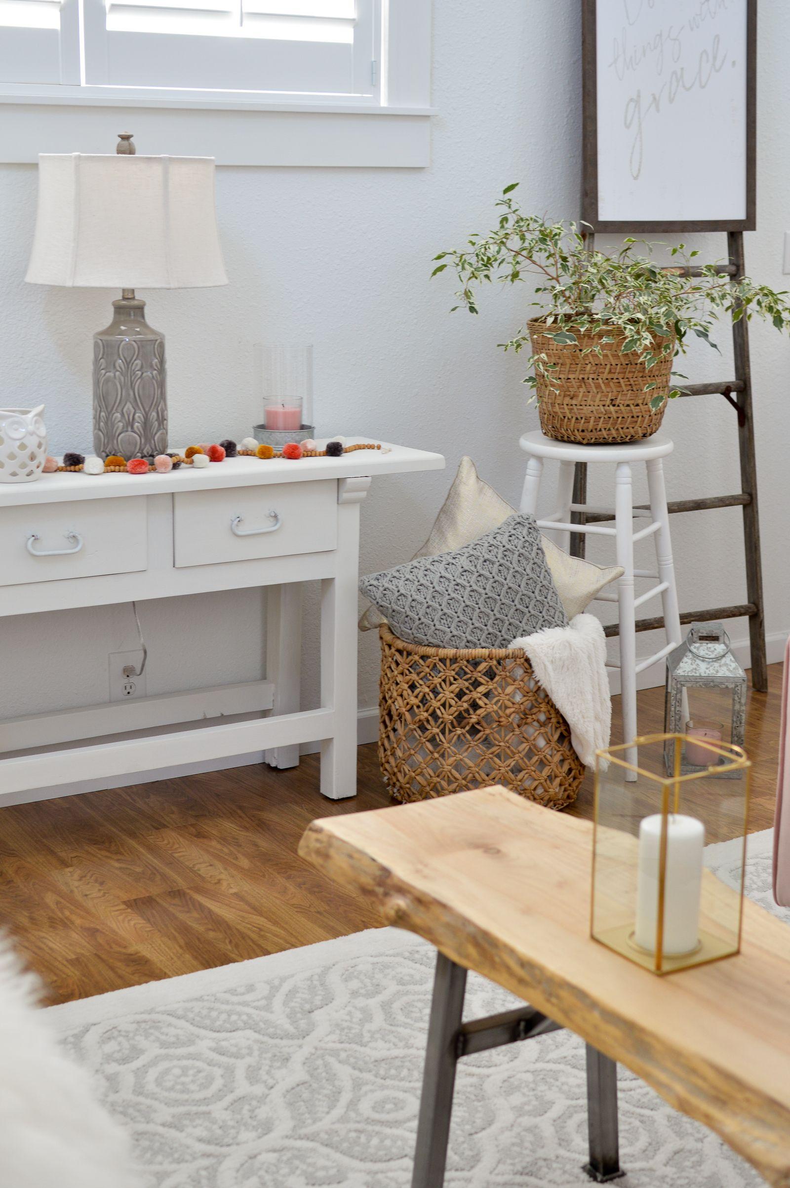 Fall Decorating Ideas To Blush Over Velvet furniture
