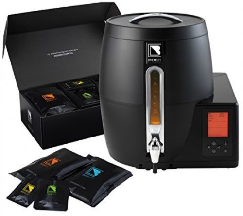 BeerDroid Fully Automated Beer Brewing System With