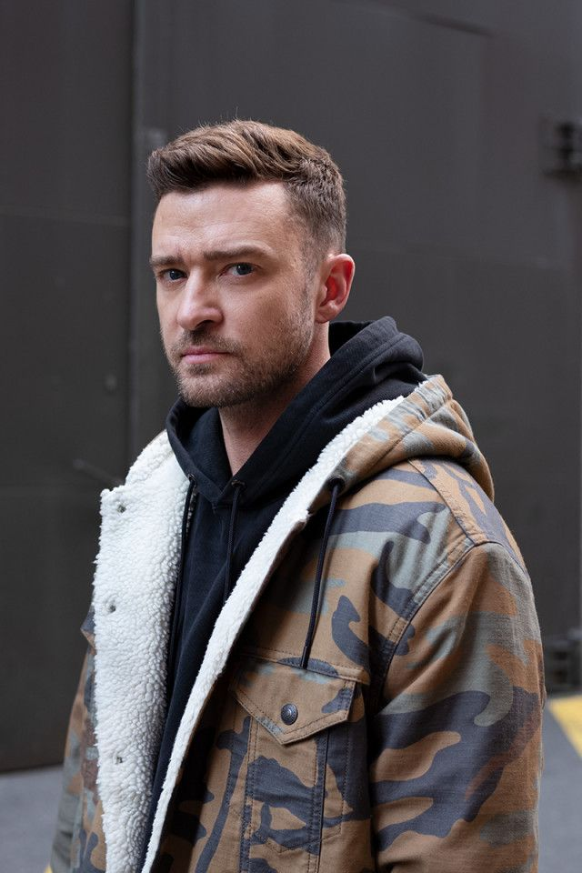 Levi's & Justin Timberlake Reveal New Menswear Collection ...
