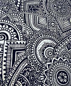 Como lo disfruto Zentangles Pinterest Disfruta