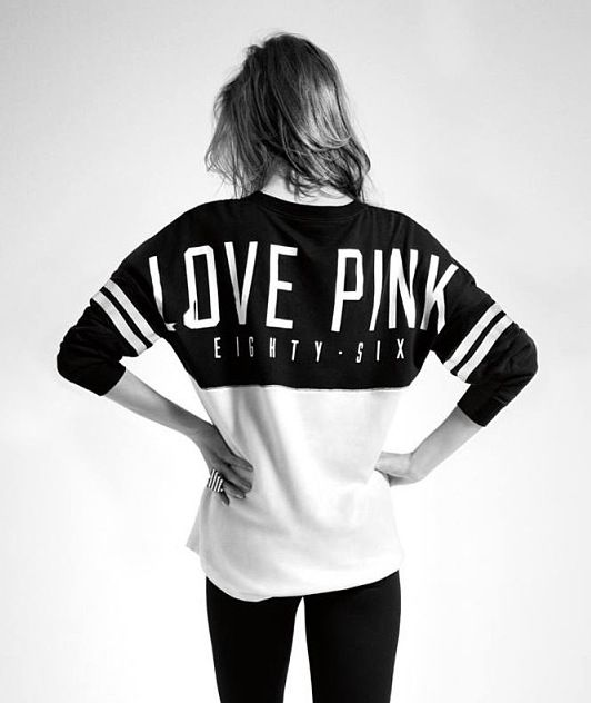 Love Pink sweater | My Style | Pinterest | Clothes, Dream closets ...