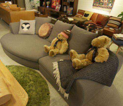 キャンディ カウチソファ Candy Couch Type 9773 カウチソファ ソファ ソファー