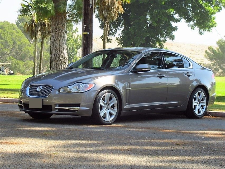2011 Jaguar Xf Base 4dr Sedan 5 0l V8 Rwd 6 Speed Automatic Clean