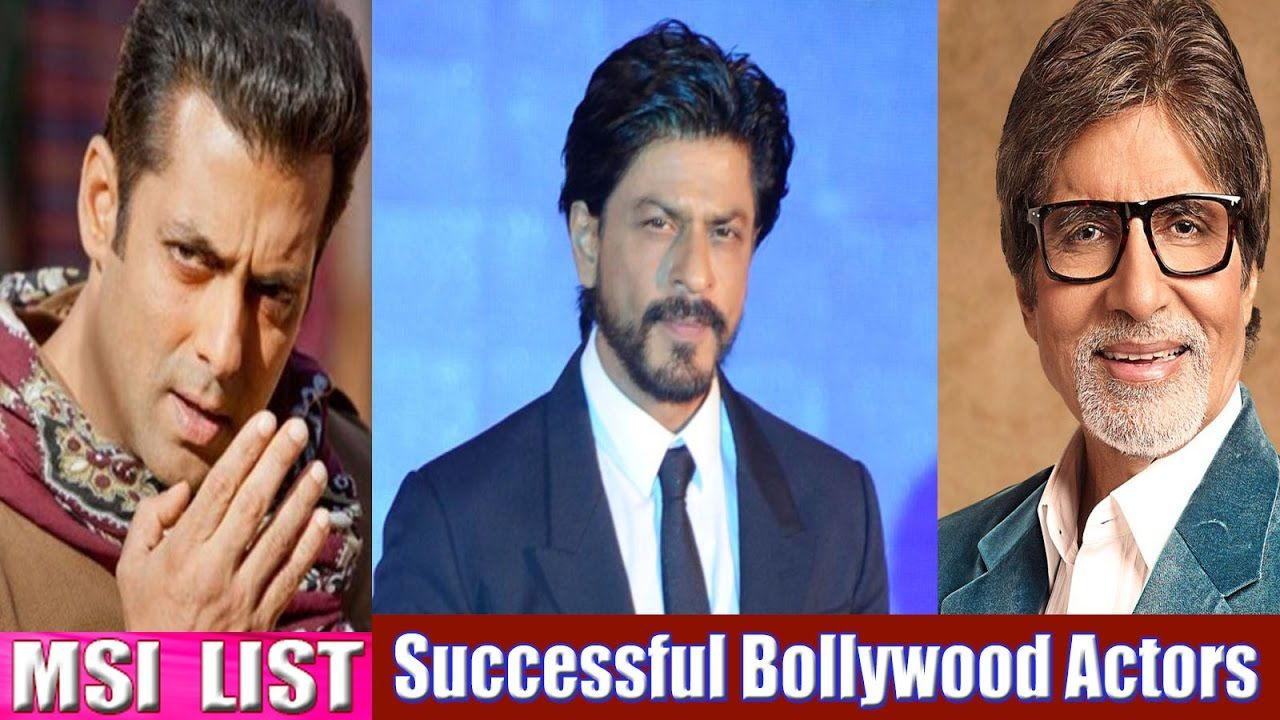 Top 07 Greatest Bollywood Actors