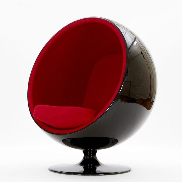 If I Got This I Would Have To Decorate The Whole House As If I Was A James Bond Villain From The 1960 S I M Okay With That Fauteuil Mobilier Design