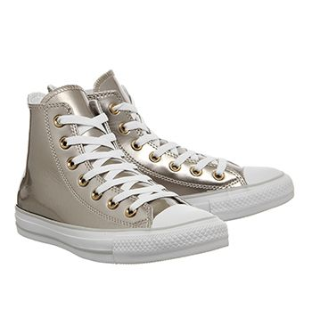 122b51461270 Buy Liquid Rose Gold Exclusive Converse All Star Hi from OFFICE.co ...