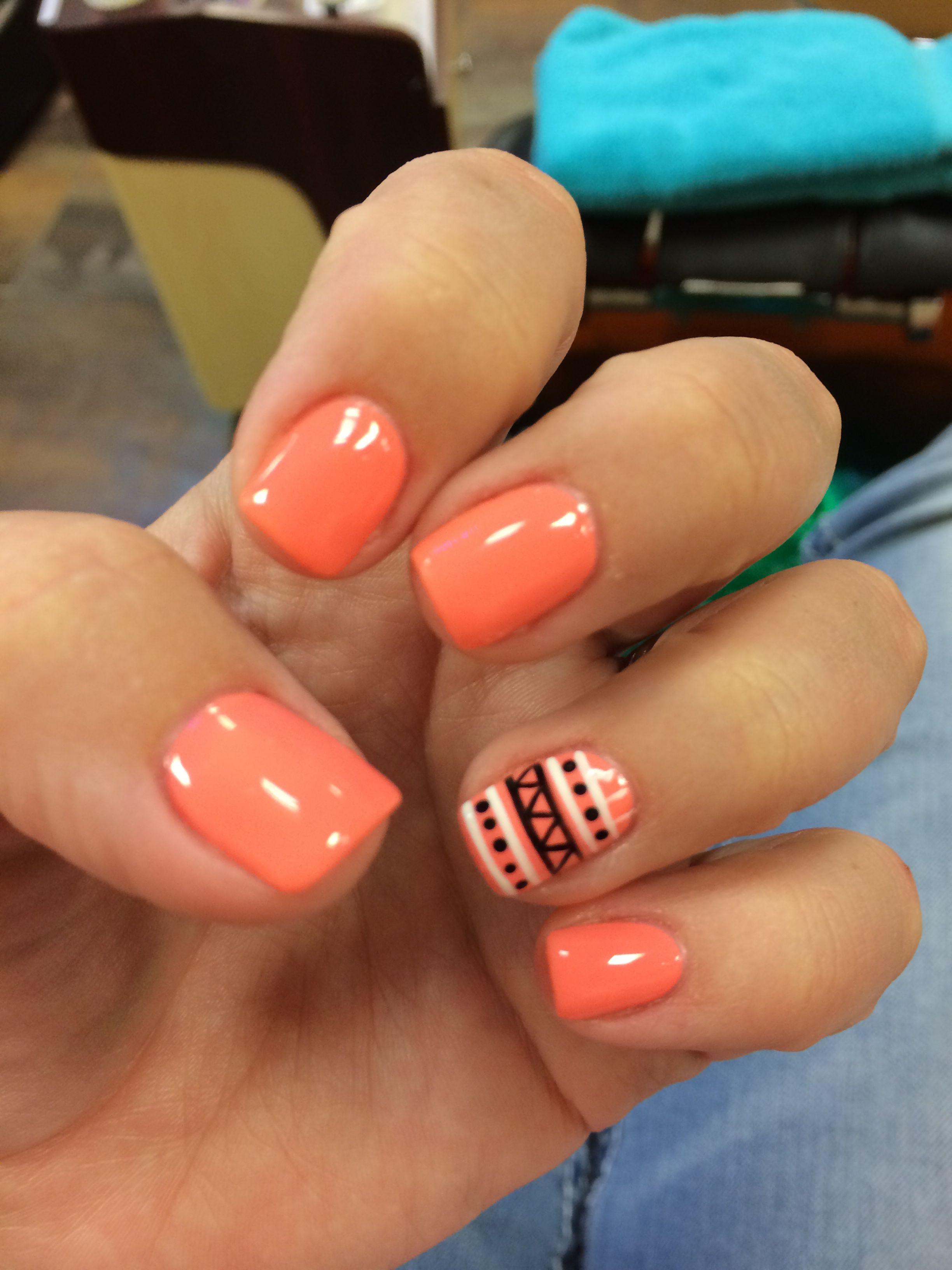 Aztech Nails Nail Art Nail Design Manicure Shellac Gel Dem