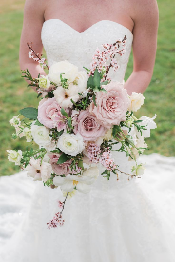 Wedding Design — Flourish Flower Farm