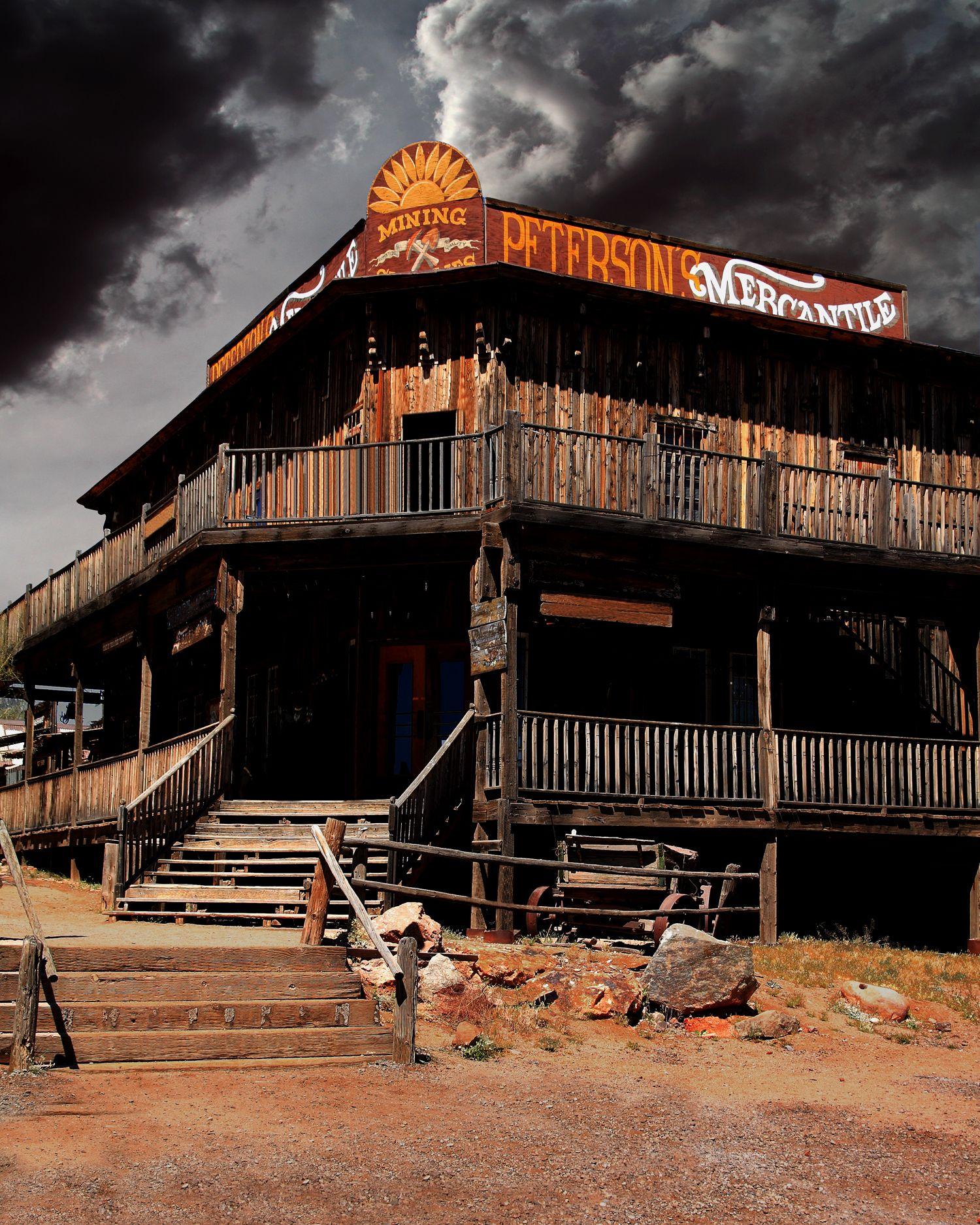 Ghost Town~ Bodie, California ( This Is Actually In