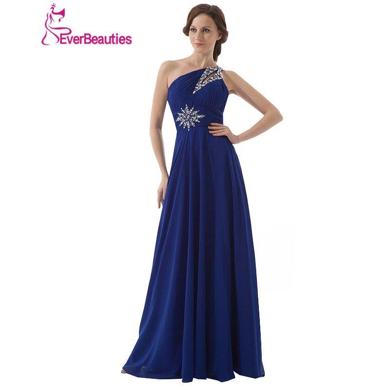 Click to Buy    Robe Demoiselle D Honneur One Shoulder Bridesmaid Dresses.     19d9ce8d6e83
