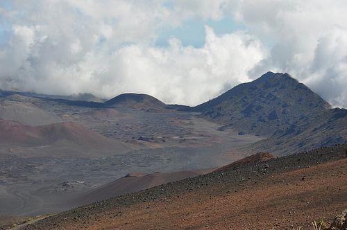 Hiking in Maui.