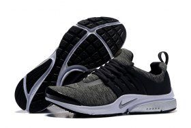 purchase cheap 6dfea 9519f Dependable Nike Air Presto TP QS Tumbled Grey Black Anthracite White 812307  002 Mens Running Shoes Sneakers