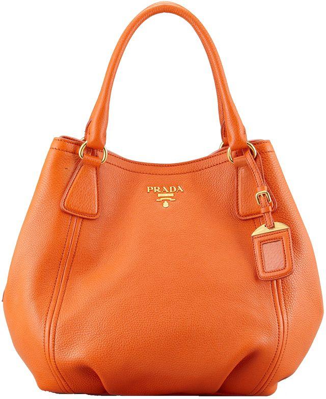 Prada Bag Orange