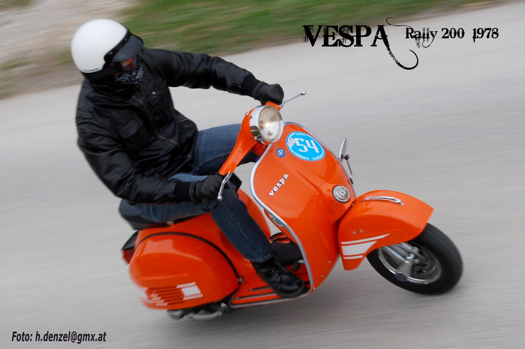Vespa Rally 200 1978