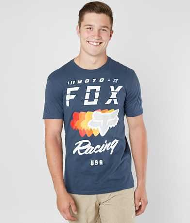 0ce80618f7a Fox Compulsory T-Shirt   T shirt   Pinterest   T shirt, Shirts and Fox