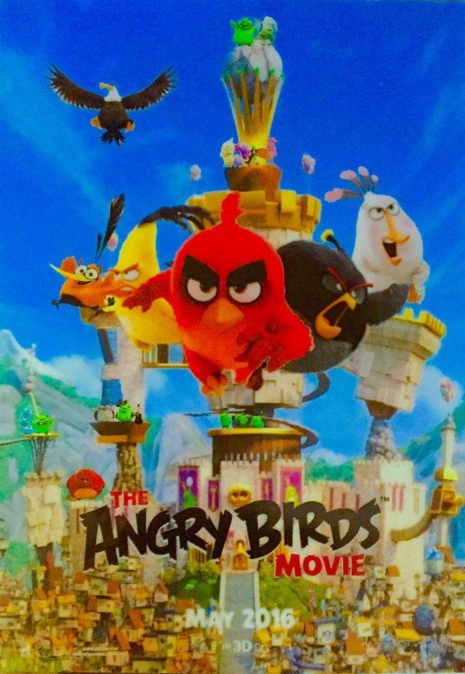Angry Birds 2016 Angry Birds Movie Angry Birds Angry Birds 2016