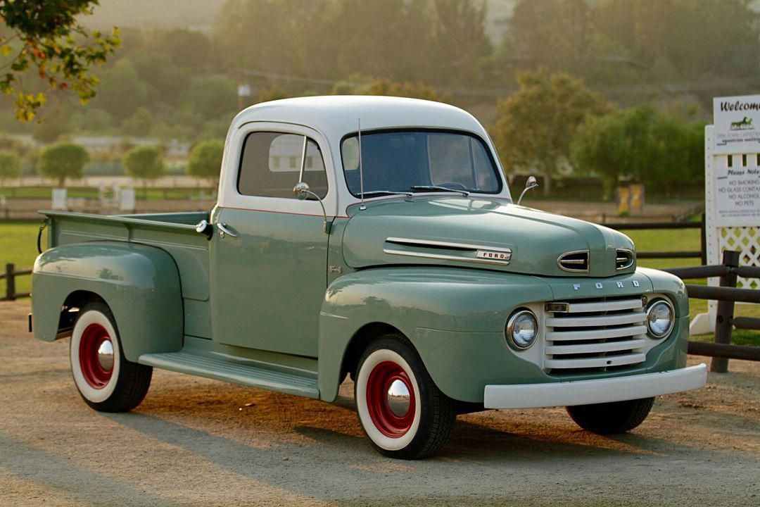 1949 Ford F1 For Sale 100783569 Fordclassiccars Old Ford Trucks