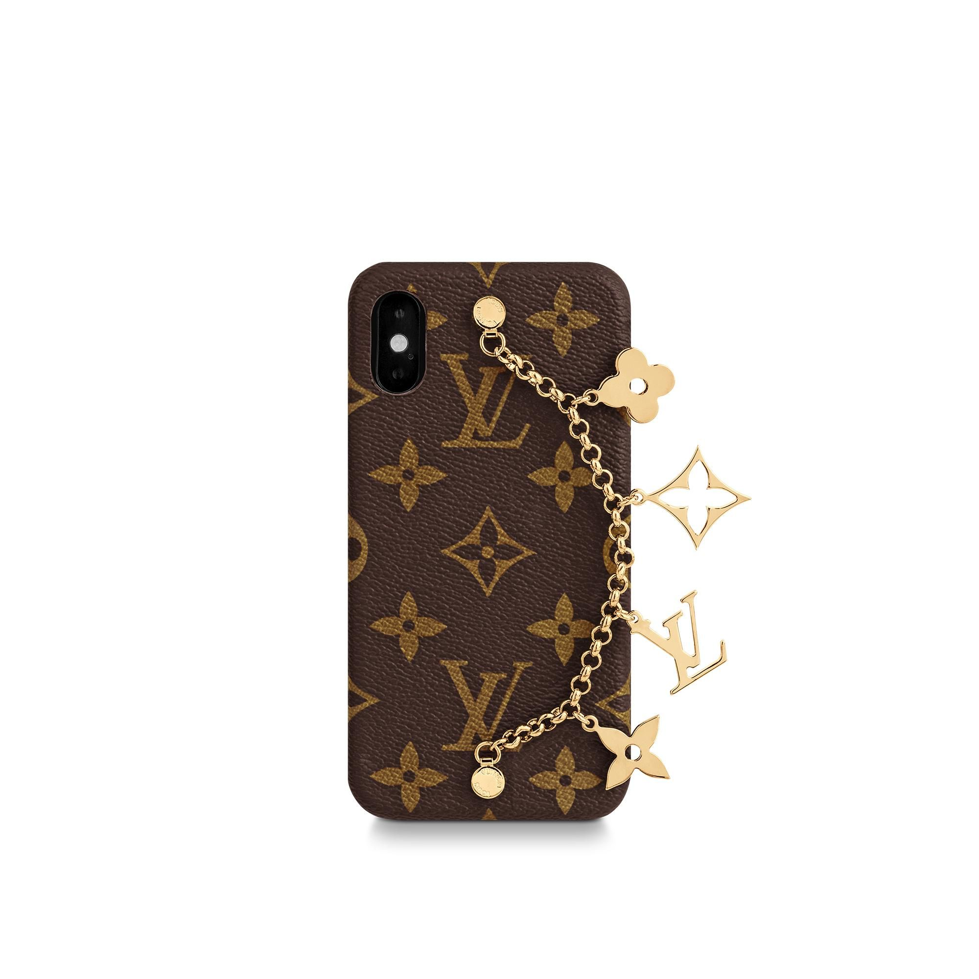 Products By Louis Vuitton Iphone X Xs Case Charms Louis Vuitton Phone Case Louis Vuitton Louis Vuitton Collection