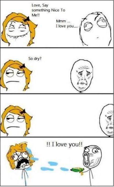 Wet Love :-P