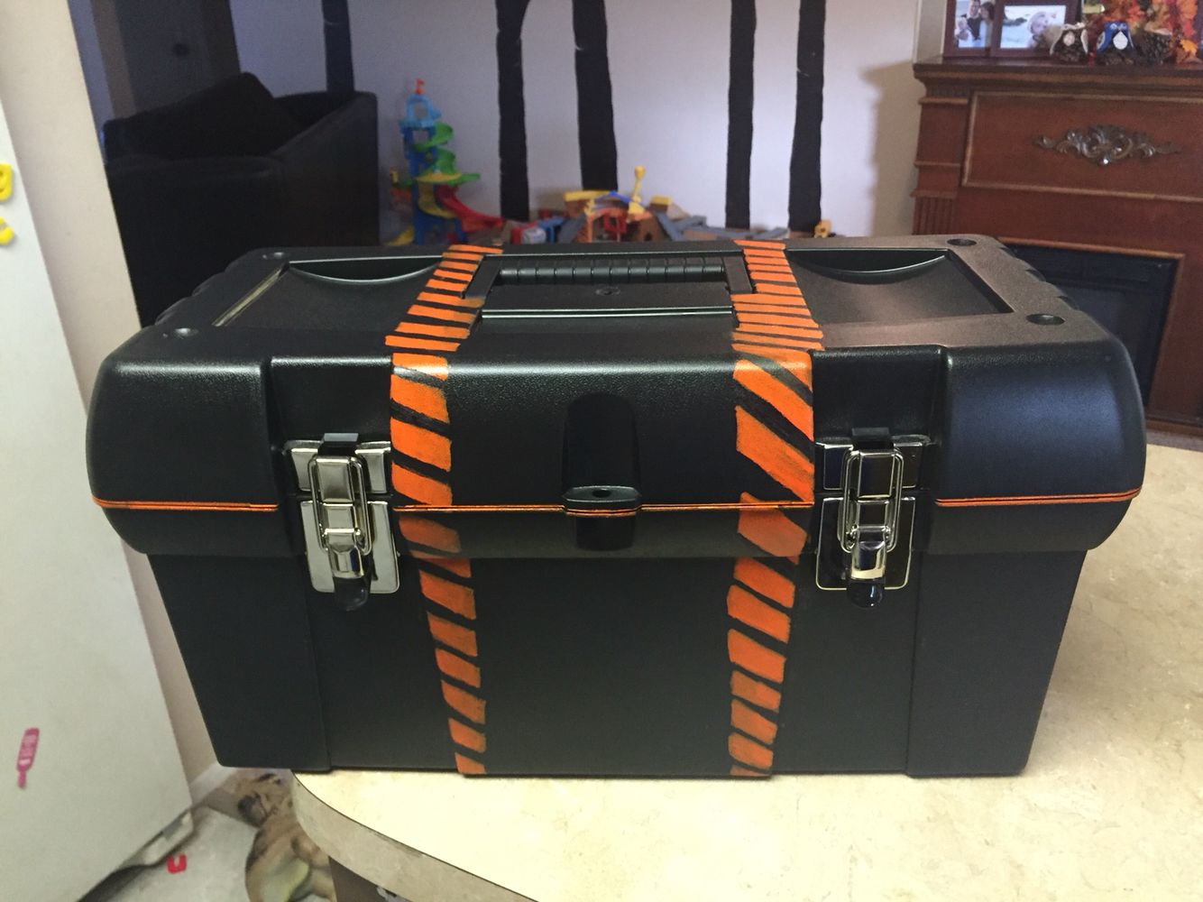 Diy Call Of Duty Black Ops Care Package Christmas Gift