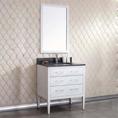 TidalBath SYD Sydney 31-in Bathroom Vanity *Vanities u003e Bathroom
