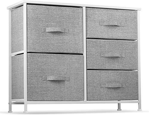 New 5 Drawer Dresser Organizer Fabric Storage Chest  Bedroom, Hallway, Entryway, Closets, Nurseries. Furniture Storage Tower Sturdy Steel Frame, Wood Top, Easy Pull Handle Textured Print Drawers online - Prettyclothingstyle#bedroom #chest #closets #drawer #drawers #dresser #easy #entryway #fabric #frame #furniture #hallway #handle #nurseries #online #organizer #prettyclothingstyle #print #pull #steel #storage #sturdy #textured #top #tower #wood