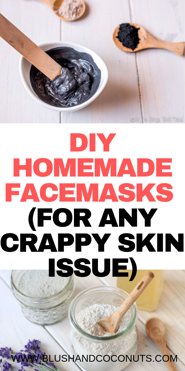 DIY homemade face masks that your skin will love (dry