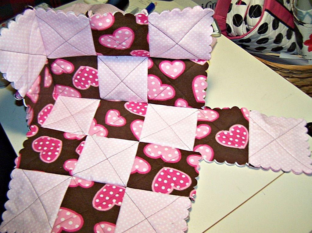 Rag Diaper Bag Amp Quilt Rag Quilt Purse Rag Quilt Diaper Bag Patterns