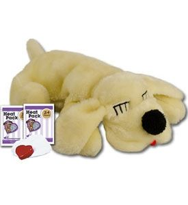 Heartbeat Dog Toy Golden Puppy Toy Puppies Dog Toys Golden