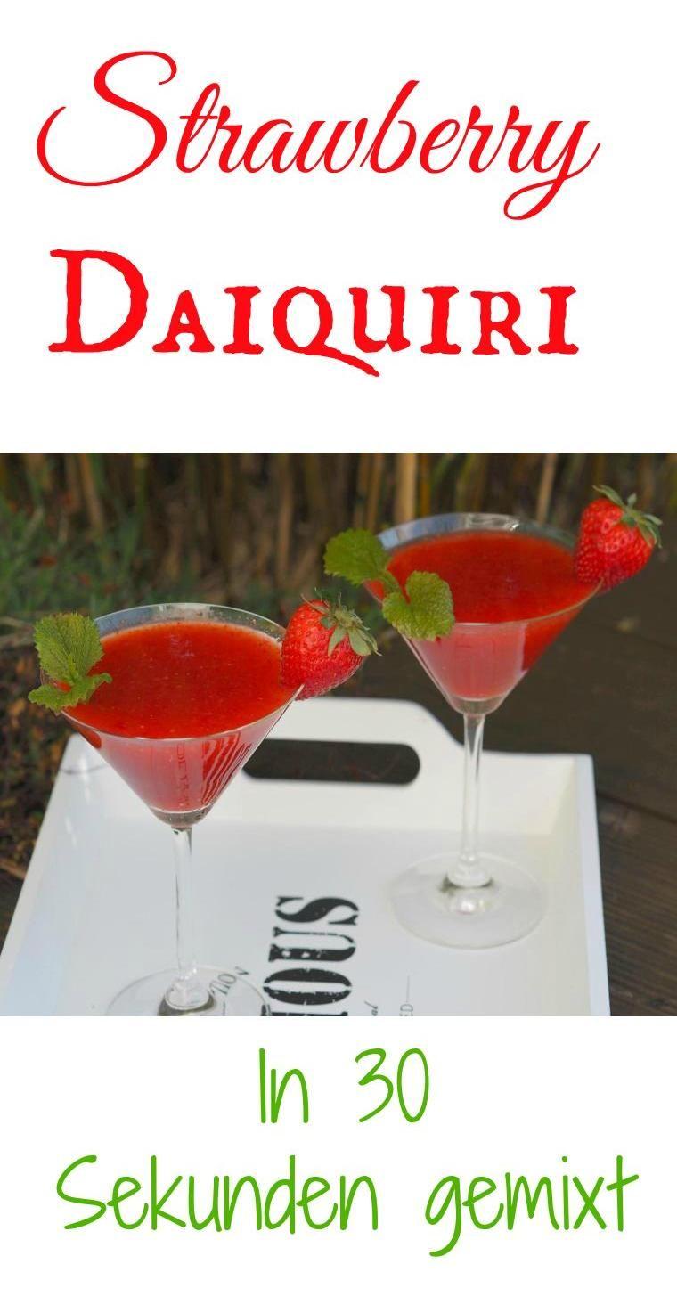 Fesselnde Strawberry Daiquiri Rezept Beste Wahl