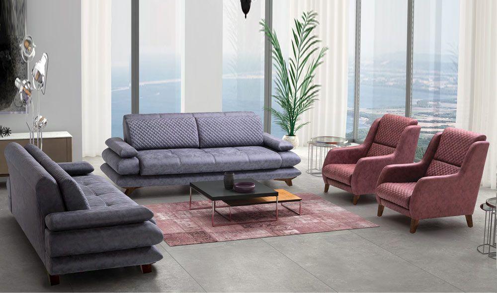 Kappa salon takimi koltuk tak mlar sofa set salons for Mobilya wedding