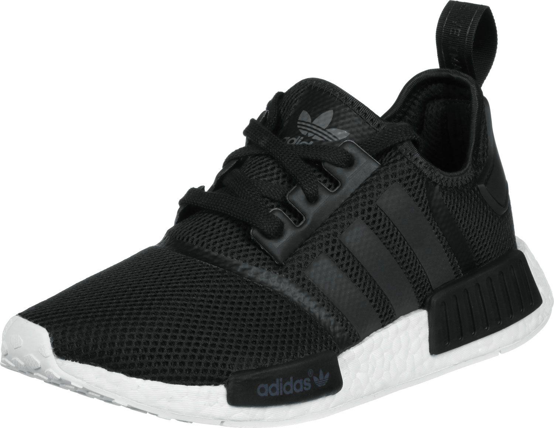 Adidas NMD R1 Weiß Schwarz