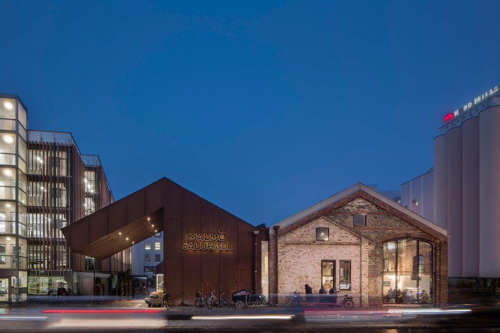 malmo market hall by wingordh arkitektkontor