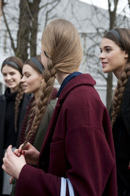 She had the urged to take out the braids the misses worked so hard on, take off the detailed coat that shinned so much in the sunlight, and take off the smile she wore to make others happy. (Lizaonce)