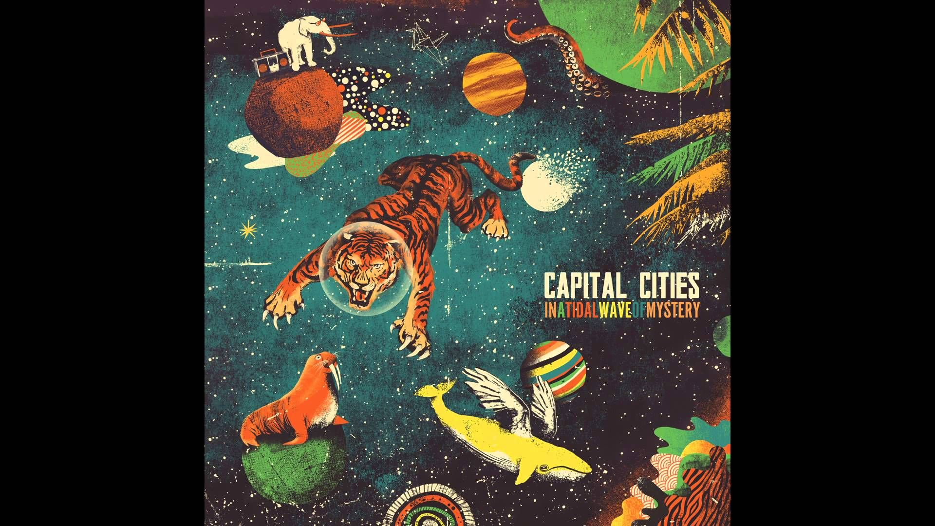 "Capital Cities - ""Kangaroo Court"" 