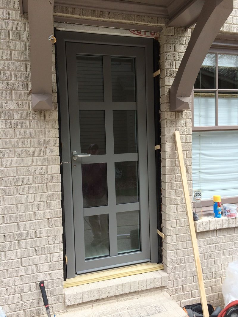 Before and After pictures of modern entry doors. See how a Groke entry door changes & Before and After pictures of modern entry doors. See how a Groke ...