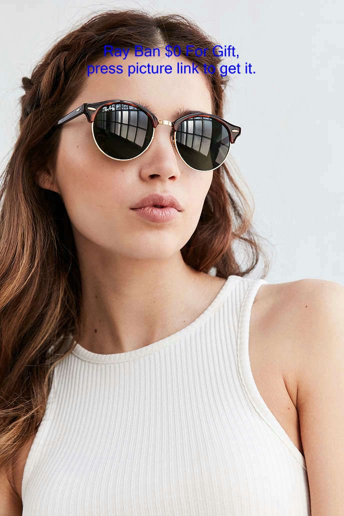 c816c8cdb923 Ray-Ban Clubround Sunglasses - Urban Outfitters | Fashion TRENDS ...