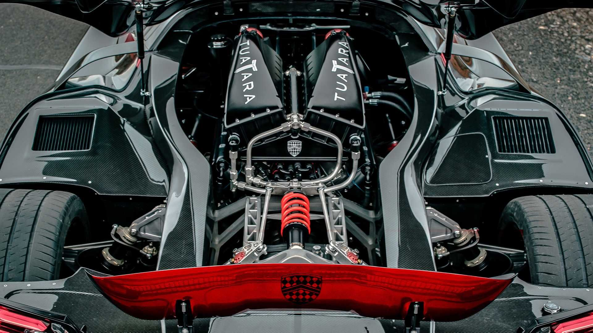 2020 Ssc Tuatara Revealed Is A Hypercar With 1 750 Horsepower And 300mph Top Speed Techeblog In 2020 Super Cars Tuatara Fastest Production Cars