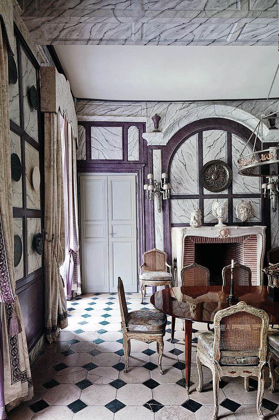 Interior Decorator Juan Pablo Molyneux Transforms A French