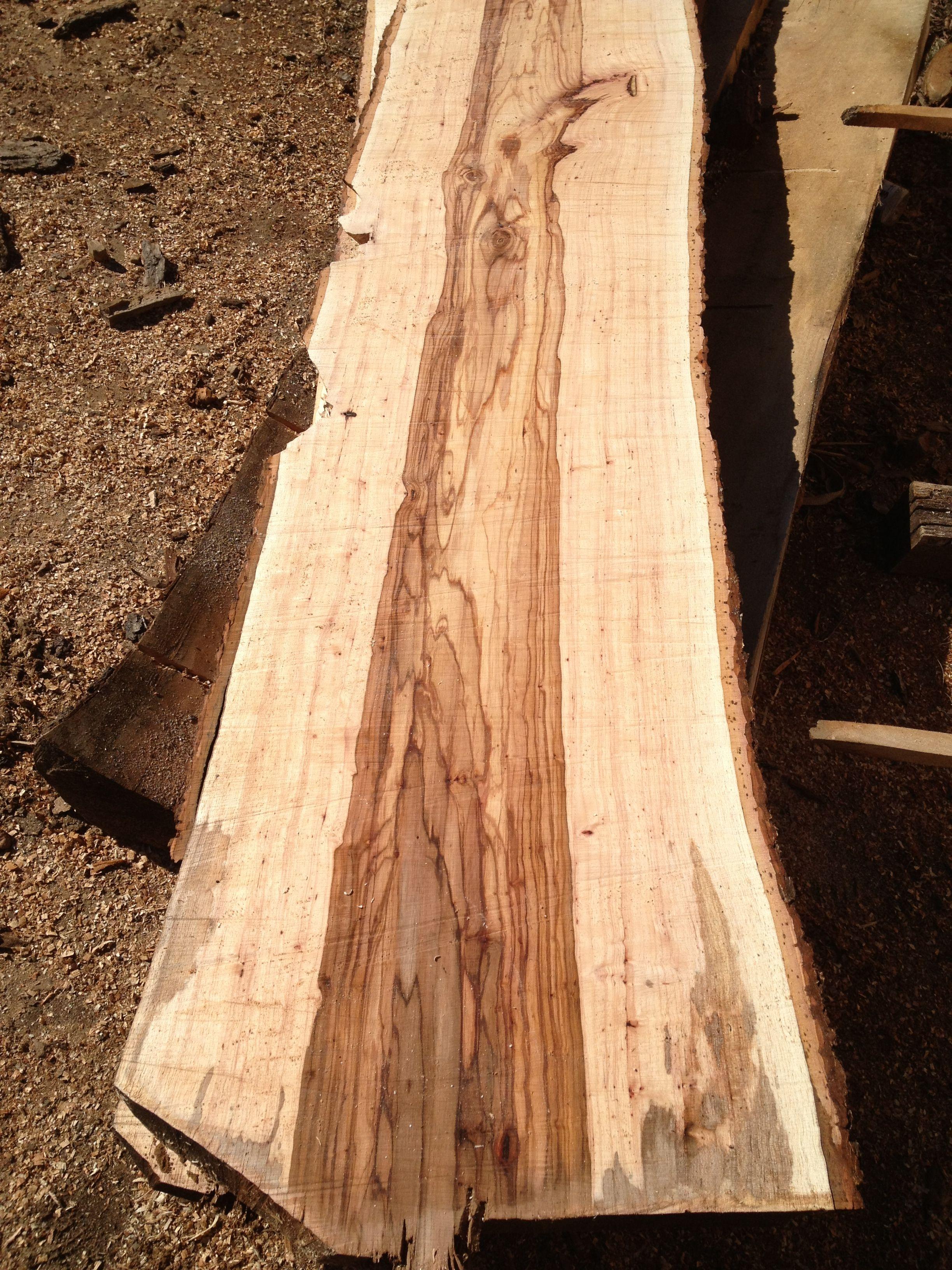 600 Board Feet Of Pecan Lumber