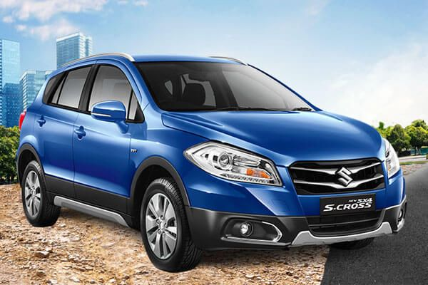 Harga Suzuki Sx4 S Cross Bandung Spesifikasi Fitur Kredit Promo