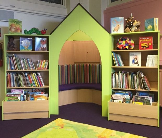 Inspirational School Libraries From Around The World